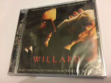 WILLARD (Shirley Walker) OOP La-La Ltd (3000) Score OST Soundtrack CD SEALED