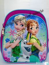 "Disney-Frozen Backpack 10"" 4138"