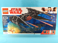 Lego Star Wars 75179 Kylo Ren's TIE Fighter 630pcs New Sealed 2017