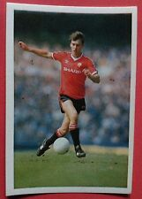 Leaf 100 Years Of Soccer Stars Sticker Bryan Robson Manchester United