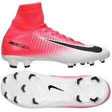 NIB NIKE BOYS 4.5Y JR MERCURIAL SUPERFLY V FG 831943 601 FOOTBALL SOCCER SHOES