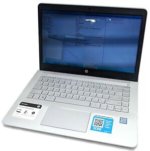 "Incomplete HP Pavilion 14-bk091st 14"" Laptop i5-7200U 2.50GHz 8GB RAM 1TB HDD"