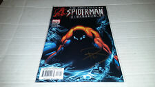 The Spectacular Spider-Man # 18 (Marvel, 2004) 1st Print SIGNED by Paul Jenkins