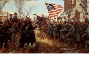 "MINT Donna J. Neary ""Do Your Duty Boys"" Limited Edition Civil War Print"