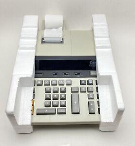 Canon CP-1213D Printer Calculator Desktop