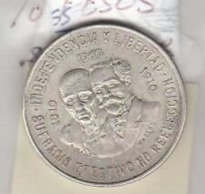 1953 Silver Mexico ESTADOS UNIDOS MEXICANOS 10 Pesos KM# 476