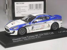 Klasse: Minichamps Maserati Gran Turismo Racing #9 in 1:43 in OVP