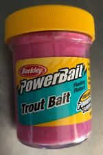 Berkley Powerbait Trout Bait 1.75 Oz Jar Bass/Trout Fishing Lure Bait