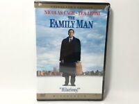 The Family Man DVD Nicolas Cage Tea Leoni Special Edition NEW SEALED