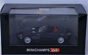 Minichamps  Mercedes-Benz SLR McLaren Roadster   Black 1:64     Mint Condition
