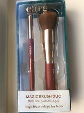 NIB! CARGO Magic Brush Duo includes Cosmetic Magic Brush + Magic Eye Brush