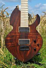 Manton Customs Titan 7 String Electric Guitar EMG Pickups Luthier Custom