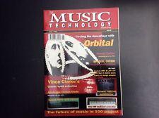 Music Technology Mag June 1993 Orbital Wendy Carlos Vince Clarke Roland Jd990