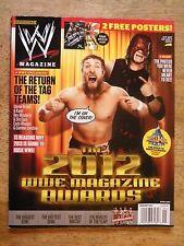 2013 WRESTLING MAGAZINE WCW WWF PHOTOS KANE DANIEL BRYAN REY MYSTERIO