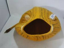 Large Natural Felt Wool Cat Cave-A Safe Space for your Cat