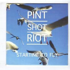 (HB363) Pint Shot Riot, Starting To Fly - 2016 CD