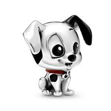 Genuine Pandora Disney 101 Dalmatians Patch Charm 798846C01 # S925 ALE