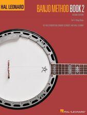 Hal Leonard Banjo Method Book 2 Sheet Music For 5-String Banjo Banjo N 000699502