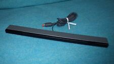 "Nintendo Official  Wii  WiiU   Sensor Bar "" RVL-014 ""  TESTED"