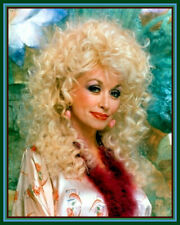 DOLLY PARTON STUNNING PORTRAIT 8 X 10 PHOTO  [[[NEW]]]
