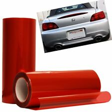 HOT 12 Color Auto Car Headlight Fog Light Taillight Tint Vinyl Film Wrap Sticker