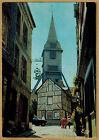 Cpsm / Cpm Honfleur - échappée sur le clocher Ste Catherine wn1201