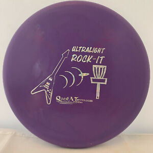 NEW RARE Quest AT Disc Golf Discs; Various Models, Weights and Colors