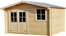 Log Cabin 3.88mm X 2.98mm 28mm T&G Workshop