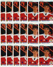 JOHN SLANEY ROOKIE 18 CARD RC LOT 1990-91 UPPER DECK HOCKEY # 360 NUMBER 1 DRAFT