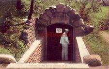 Entrance Sun Ray Tunnel, Ellenville, N.Y.