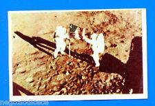 MISSIONE SPAZIO - Bieffe 1969 - Figurina-Sticker n. 164 - BANDIERA U.S.A -Rec