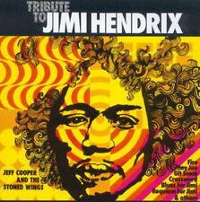 "Jeff Cooper & The Stoned Wings:  ""Tribute Jimi Hendrix""  (CD)"