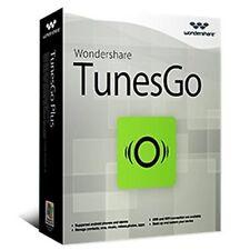 Wondershare tunesgo 8.0 Windows Lifetime vollvers. download 29,99 en lugar de 59,99!