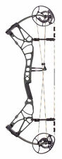 Bear Archery Moment 55-70# RH Compound Bow Shadow Black