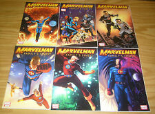 Marvelman: Family's Finest #1-6 VF/NM complete series - alan moore's miracleman