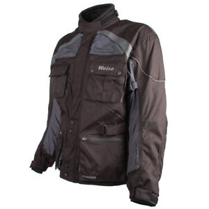 WEISE NOMAD 3 IN 1 ALL SEASONS WATERPROOF CORDURA JACKET SIZE SMALL RRP £249.99