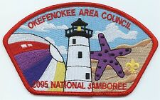 JSP - OKEFENOKEE COUNCIL - 2005 NATIONAL JAMBOREE - OVERSIZE