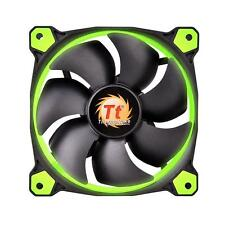 Thermaltake Riing 140mm GREEN LED FAN CL-F038-PL12GR-A High Static Pressure [f33