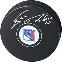 Esa Tikkanen New York Rangers Autographed Hockey Puck