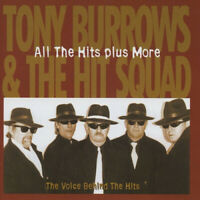 Various Artists : Tony Burrows & the Hit Squad: The Voice Behind the Hits CD