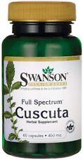 Swanson Cuscuta chinensis 60 capsules 400 mg