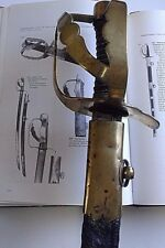 Napoleonic French Chasseur A Cheval Consular Guard Sword Owned Author R Bezdek