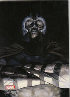 2018 Marvel Masterpieces Preliminary Art Card PA83 Magneto