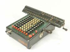 CALCULADORA MONROE Mod.K  AÑO 1921 RECHENMASCHINE CALCULATOR CALCULER