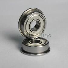 10PCS MF63ZZ (3x6x2.5 mm) Metal Shielded FLANGED Ball Bearing Bearings MF63z
