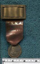 Medal with Ribbon - ESNA 43rd Watertown NY 1971 - Empire State Numismatic Associ