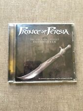 Prince of Persia Trilogy - Official Video Game Soundtrack CD New