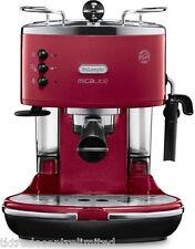 Delonghi Ecom 311.R red Icona micalite bomba Máquina De Café Espresso