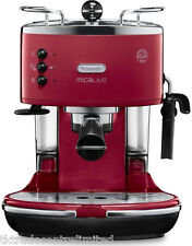 DeLonghi ECOM311.R Red Icona MicaLite Pump Espresso Coffee Machine