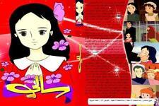 Arabic cartoon dvd SALLY ARABIC CARTOON SERIES CHILDREN comes on 4 dvds set